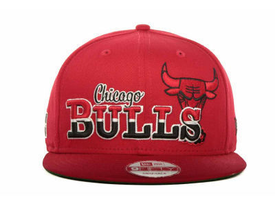 Chicago Bulls Snapback Hat GF