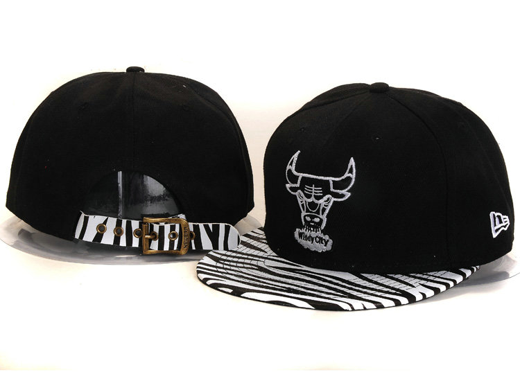Chicago Bulls Snapback Hat YS 2