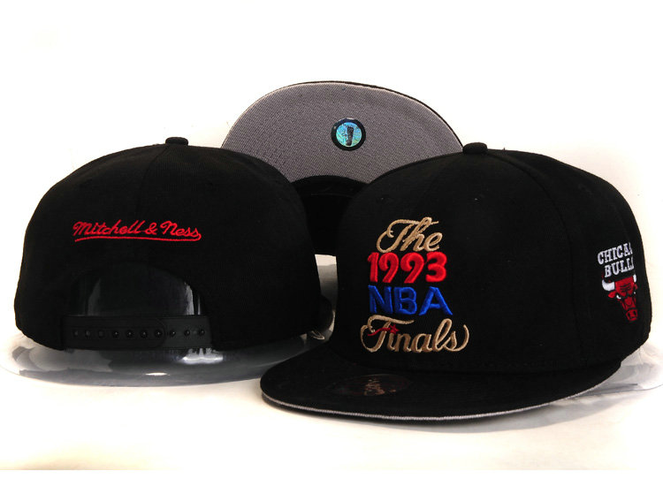 Chicago Bulls Snapback Hat YS 4