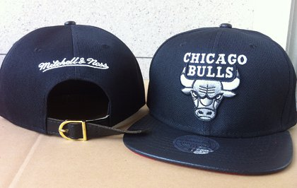 Chicago Bulls Hat 60D 150416 35