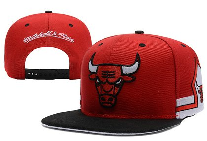 Chicago Bulls Hat XDF 150624 45
