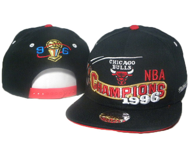 Chicago Bulls Snapback Hat DD 31