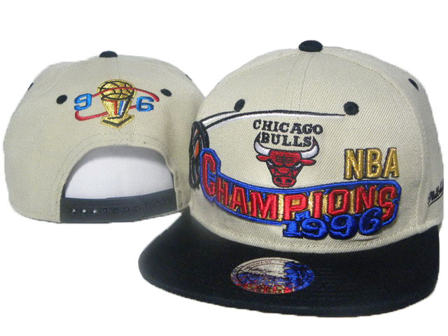 Chicago Bulls Snapback Hat DD 32