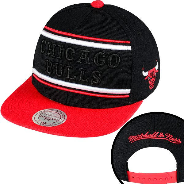 Chicago Bulls Snapback Hat SD 657