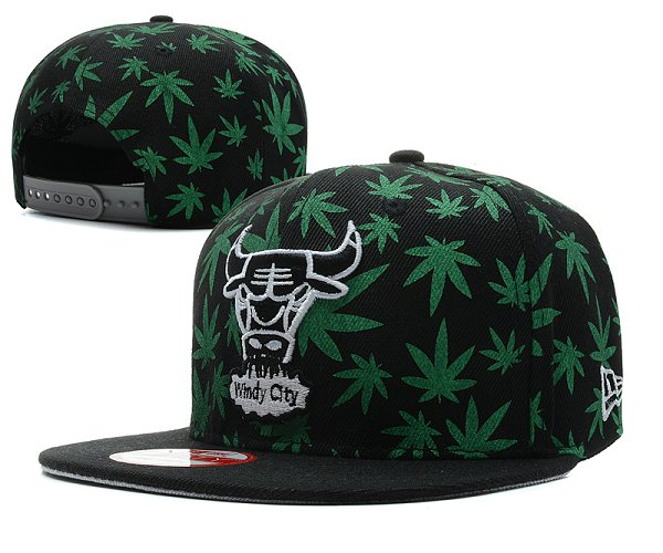 Chicago Bulls Snapback Hat SD 922