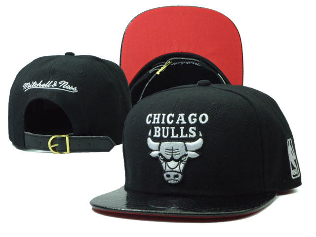 Chicago Bulls Snapback Hat SF 20