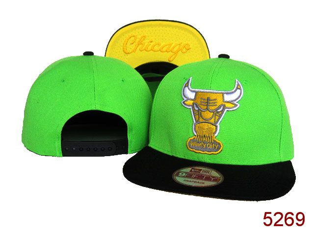 Chicago Bulls Snapback Hat SG 3880