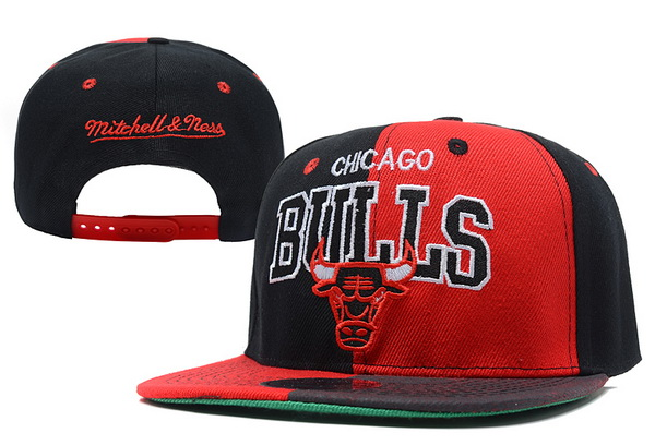 Chicago Bulls Snapback Hat XDF 211