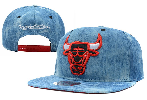 Chicago Bulls Snapback Hat XDF 307