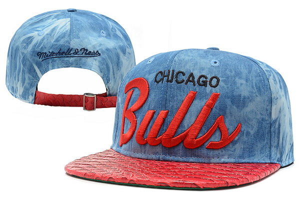 Chicago Bulls Snapback Hat XDF 309