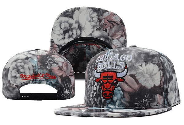 Chicago Bulls Snapback Hat XDF 516
