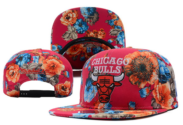 Chicago Bulls Snapback Hat XDF 523