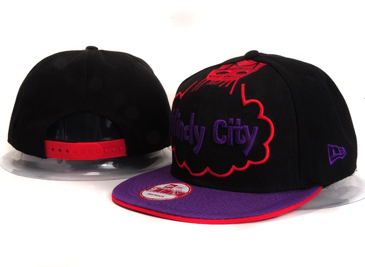 Chicago Bulls Snapback Hat YS 206