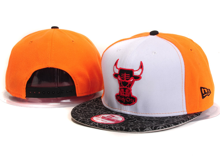 Chicago Bulls Snapback Hat YX 8303