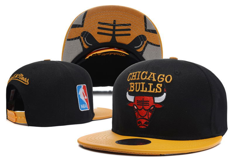 Chicago Bulls Snapback Hat DF2 0512