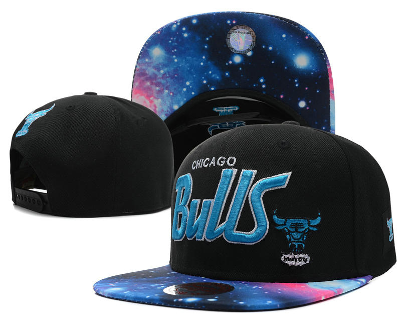 Chicago Bulls Snapback Hat SD 0512