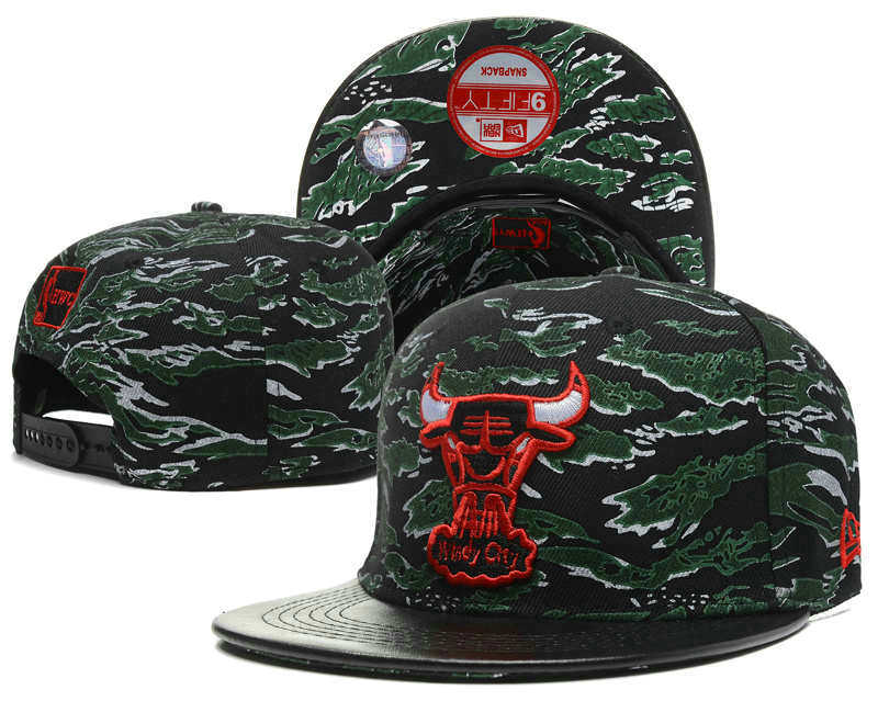 Chicago Bulls Snapbacks Hat SD 0512