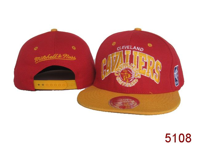 Cleveland Cavaliers Snapback Hat SG 3861