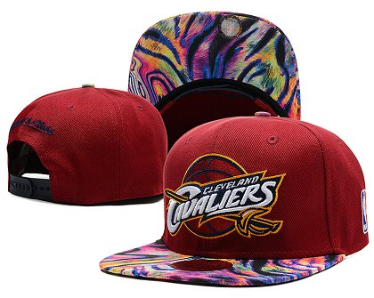 Cleveland Cavaliers Snapback Hat 0903 (1)