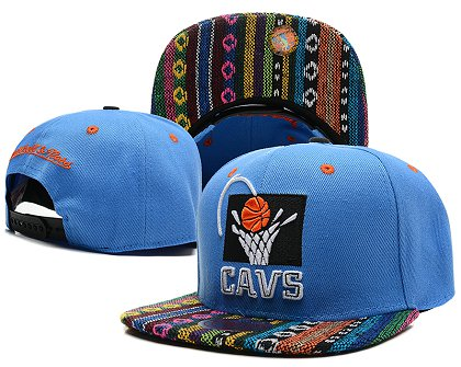 Cleveland Cavaliers Snapback Hat 0903 (6)
