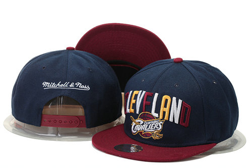 Cleveland Cavaliers Snapback Hat 1 GS 0620
