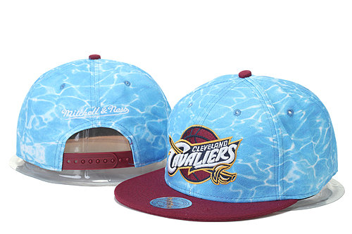 Cleveland Cavaliers Snapback Hat GS 0620