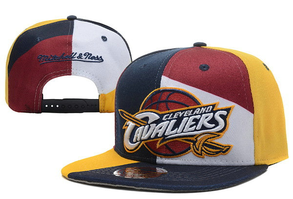 Cleveland Cavaliers Snapback Hat XDF 0620