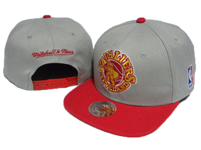 Cleveland Cavaliers Mitchell&Ness Snapback Hat DD 0007