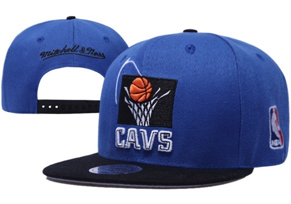 Cleveland Cavaliers NBA Snapback Hat XDF051