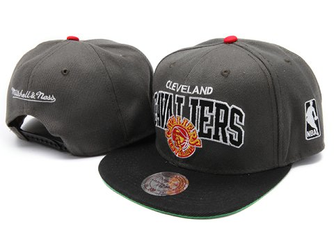 Cleveland Cavaliers NBA Snapback Hat YS011
