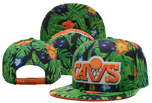 Cleveland Cavaliers Snapback Hat XDF 0526