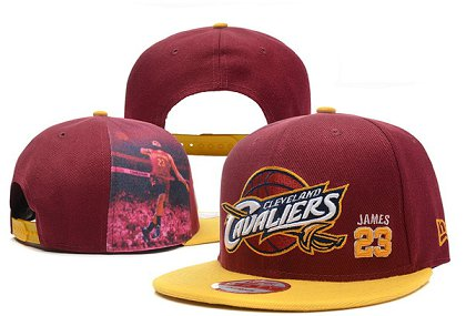 Cleveland Cavaliers Hat XDF 150313 2