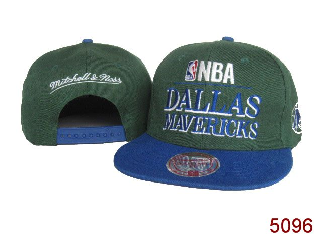 Dallas Mavericks Snapback Hat SG 3852