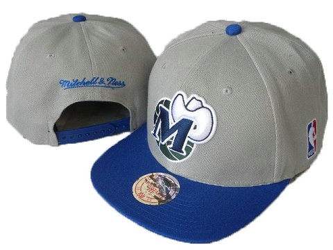 Dallas Mavericks Mitchell&Ness Snapback Hat DD 0001