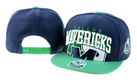 Dallas Mavericks NBA Snapback Hat 60D1