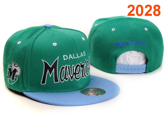 Dallas Mavericks NBA Snapback Hat PT012