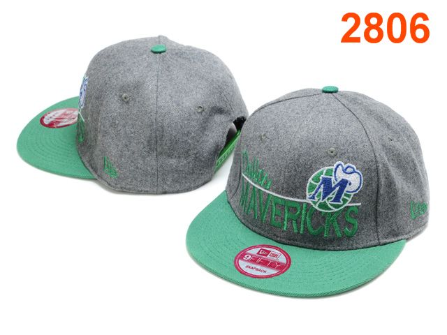 Dallas Mavericks NBA Snapback Hat PT102