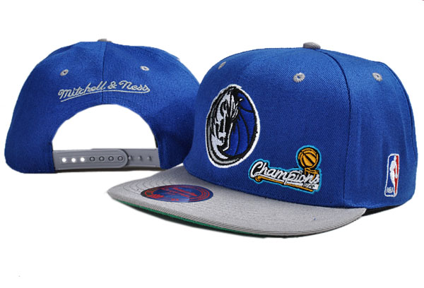 Dallas Mavericks NBA Snapback Hat TY043