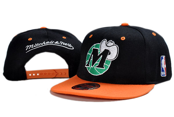 Dallas Mavericks NBA Snapback Hat TY070