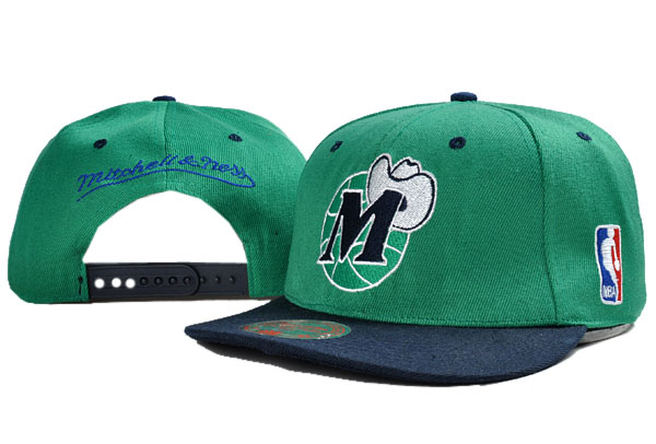 Dallas Mavericks NBA Snapback Hat TY071