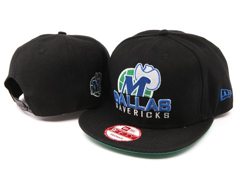 Dallas Mavericks NBA Snapback Hat YS028