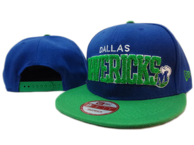 Dallas Mavericks NBA Snapback Hat ZY1