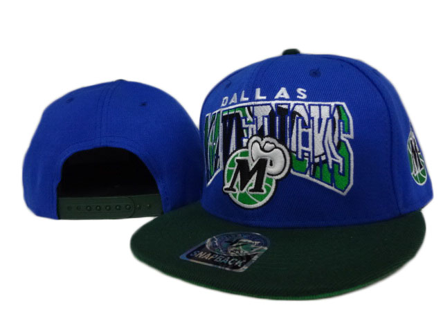 Dallas Mavericks NBA Snapback Hat ZY3
