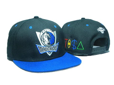 Dallas Mavericks TISA Snapback Hat DD08
