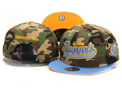 Denver Nuggets New Snapback Hat YS E05
