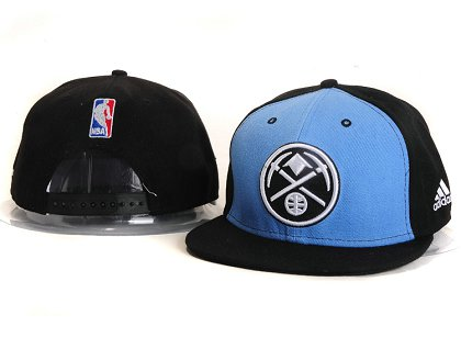Denver Nuggets New Snapback Hat YS E21