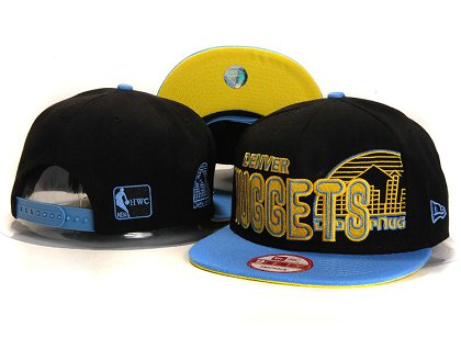 Denver Nuggets New Type Snapback Hat YS5607