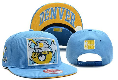 Denver Nuggets NBA Snapback Hat XDF289