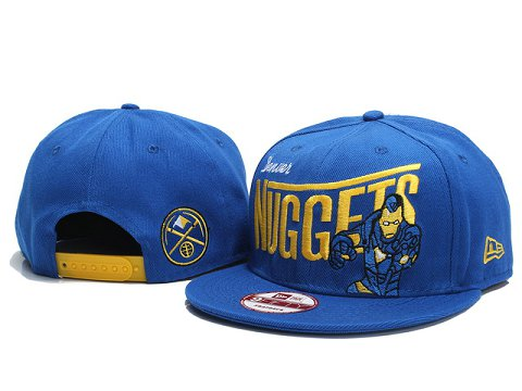 Denver Nuggets NBA Snapback Hat YS053