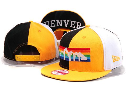 Denver Nuggets NBA Snapback Hat YS207